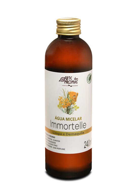 Água Micelar Immortelle 240 ml