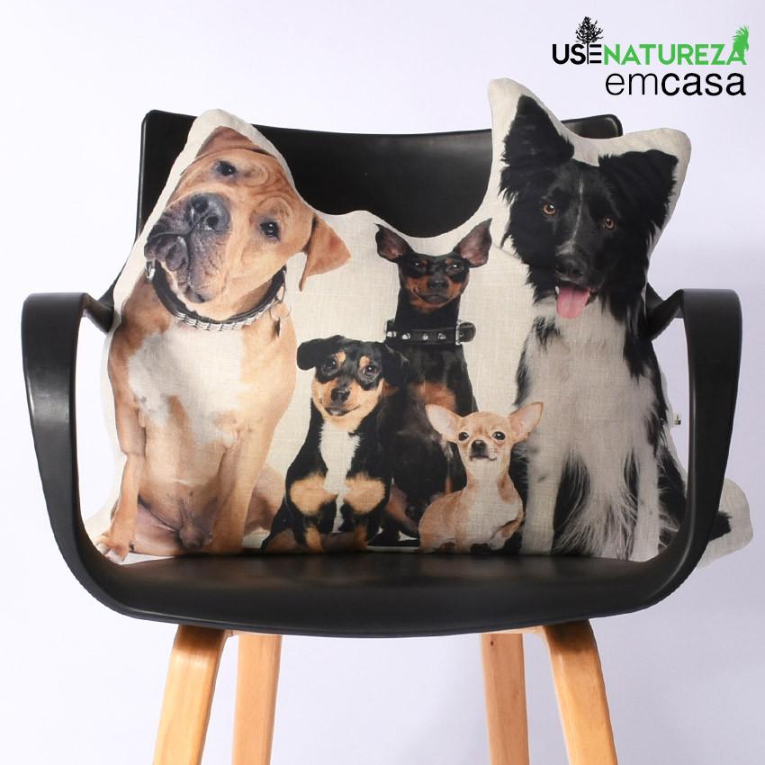 almofada-estampa-cachorrinhos-usenatureza