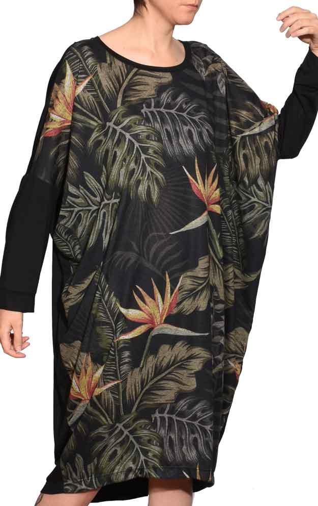 vestido-midi-manga-longa-folhas