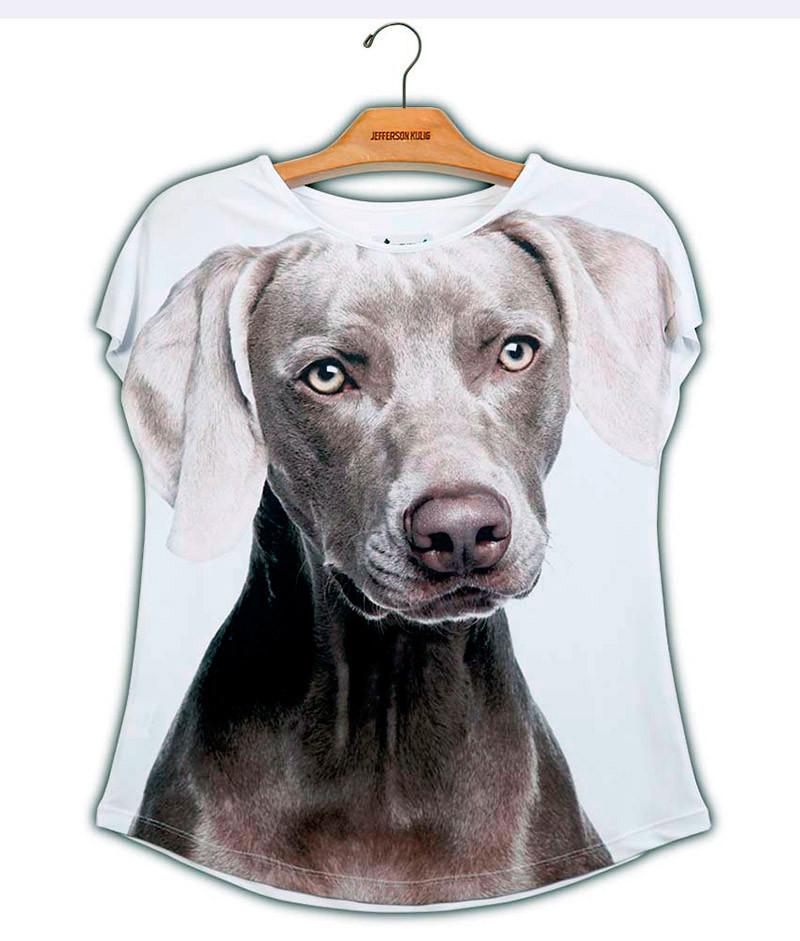 camiseta-estampa-cachorro-weimaraner