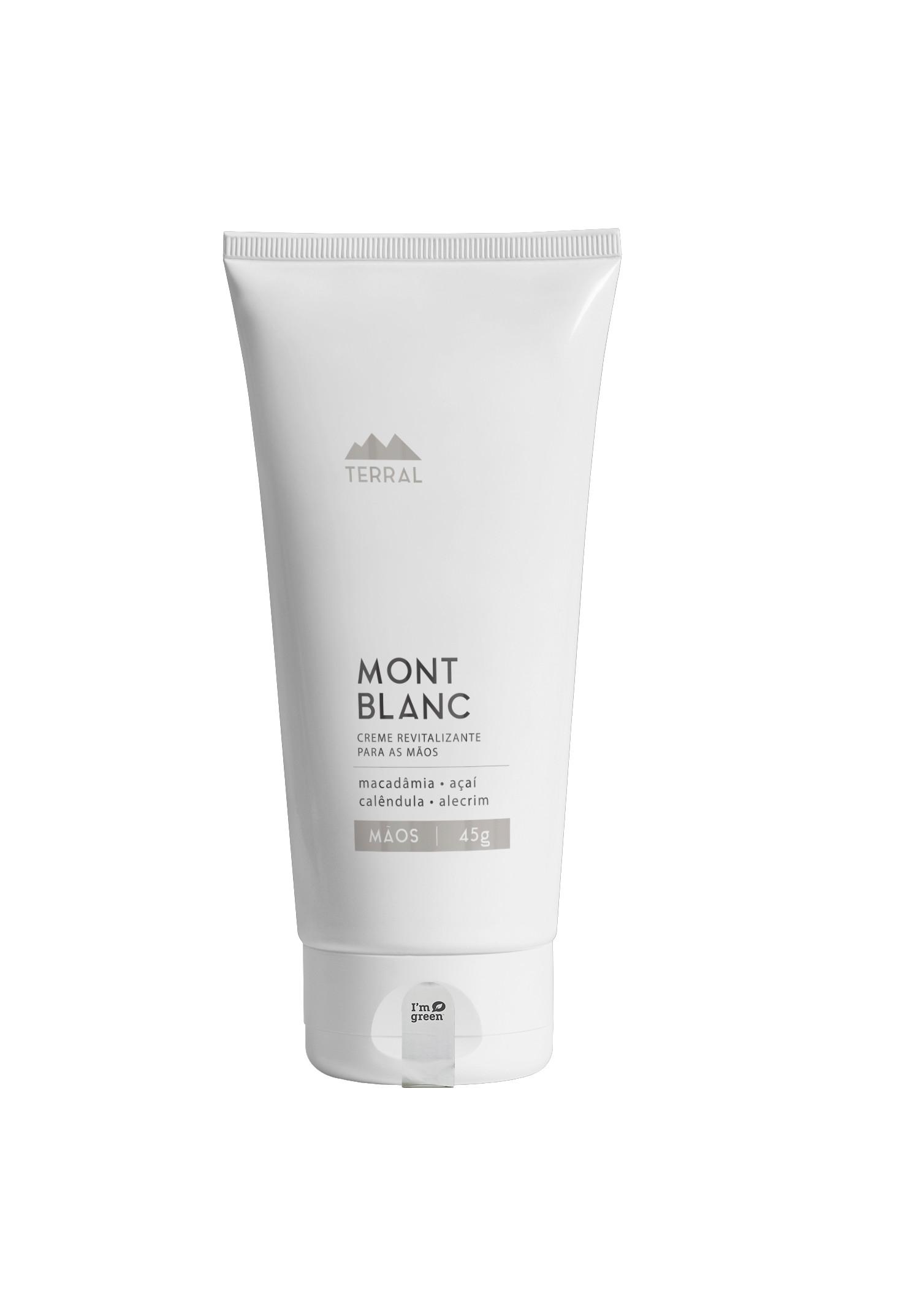 Creme para as Mãos Mont Blanc