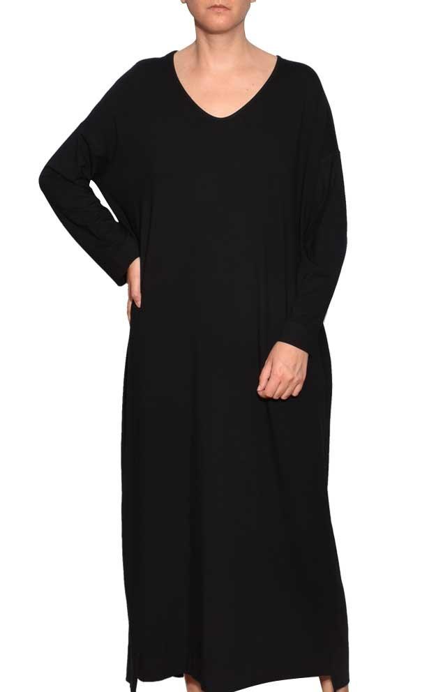 vestido-manga-longa-preto-natureza