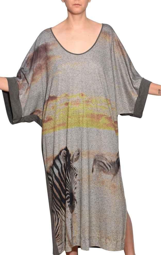 vestido-kaftan-estampa-animais