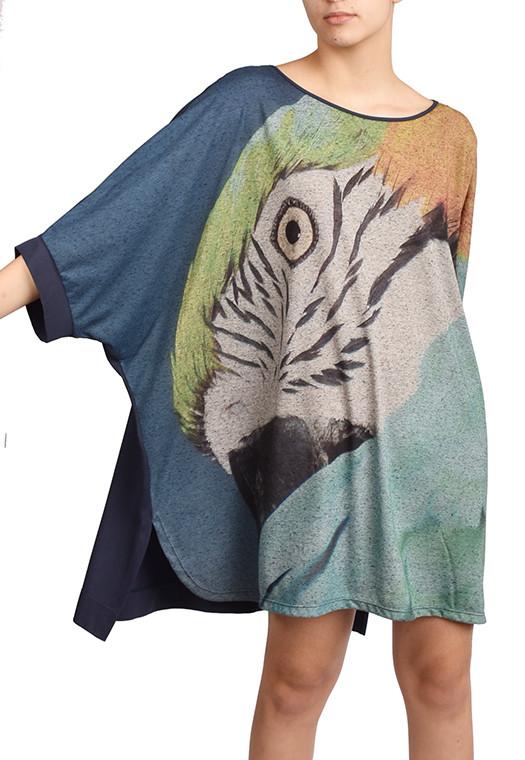 2 kaftan natureza arara essencial amplo confortwear usenatureza