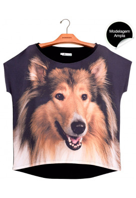 camiseta-quadrada-estampa-collie-usenatureza