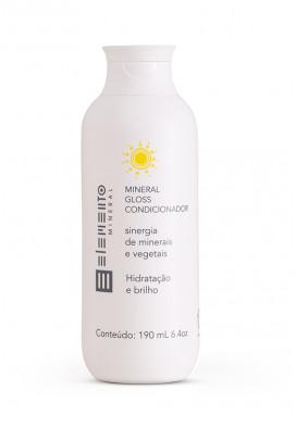 Condicionador Mineral Gloss 190ml