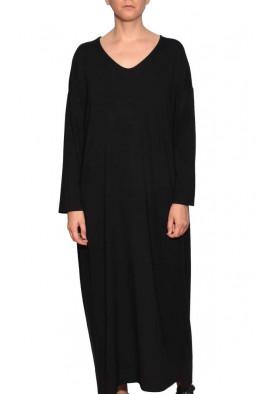vestido-midi-manga-longa-preto