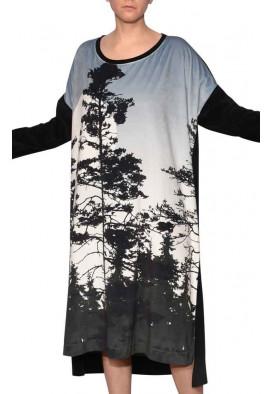 vestido-inverno-plush-com-floresta