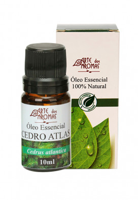 Óleo Essencial de Cedro Atlas - 10 ml