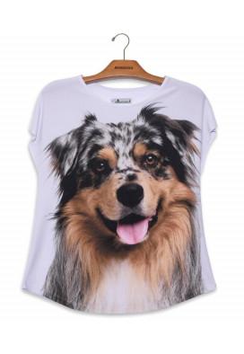 camiseta-com-estampa-de-pastor-australiano