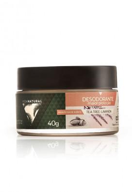 Desodorante Em Pasta – Lavandin E Melaleuca  40G