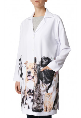 uniforme-jaleco-veterinario-estampa-cachorros-usenatureza