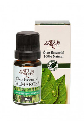 Óleo Essencial de Palmarosa 10 ml