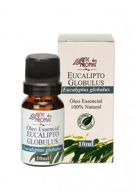 Óleo Essencial de Eucalipto Globulus - 10 ml