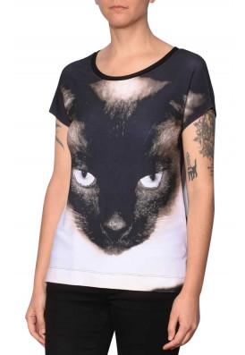 Camiseta Premium Reta Gata Lolita