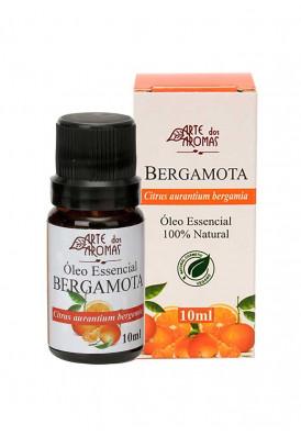 Óleo Essencial Bergamota 10 ml