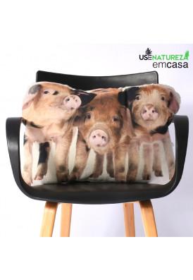 Almofada Porquinhos