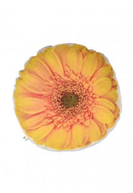 Almofada Gerbera Amarela