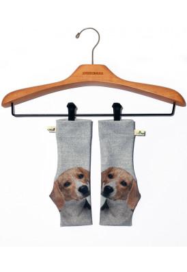 Luva Canelada Beagle