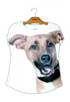 Camiseta Premium Evase Vira Lata