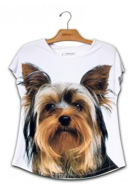 Camiseta Premium Evasê Yorkshire