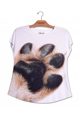 Camiseta Premium Evasê Pata