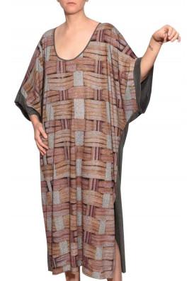 Kaftan Tricot-Shirt Bambu Guadua