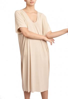 Vestido Túnica Agave Gengibre