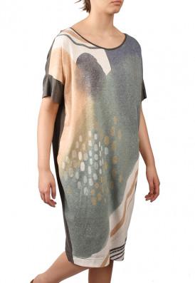 Vestido Aquarelado