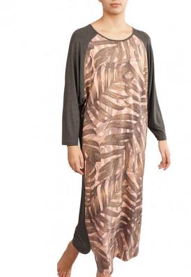 Vestido Raglan Bambu