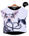 camiseta-estampa-cachorro-gato-veterinaria-usenatureza