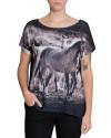 blusa-para-mulher-desenho-cavalos-preto-e-branco-usenatureza
