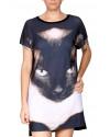 camiseta-vestido-premium-gato-frente-usenatureza