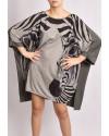 Kaftan Natureza Zebras USENATUREZA