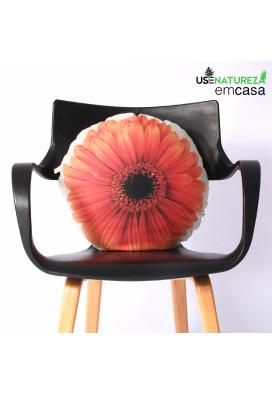 almofada-estampa-gerbera-laranja-usenatureza