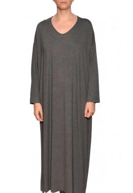 vestido-manga-longa-mescla-natureza