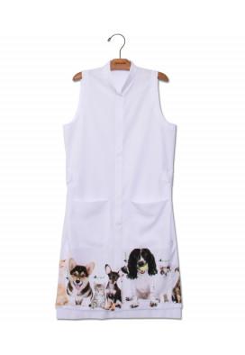 uniforme-jaleco-acinturado-cachorros-usenatureza
