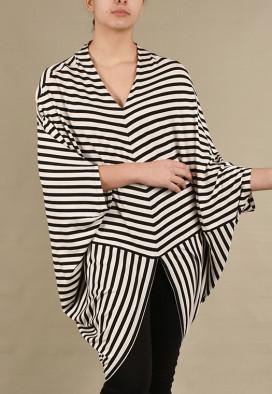 Pull Absoluto Listrado confortwear inspira USENATUREZA 1