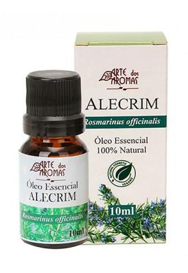 Natureza: Óleo Essencial Alecrim 10 ml