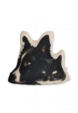Almofada Cão e Gato SRD