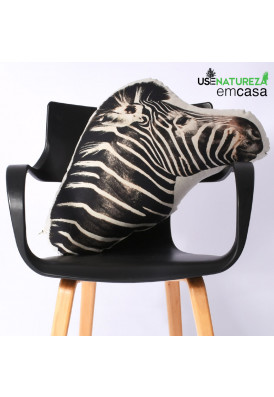 Almofada Zebra