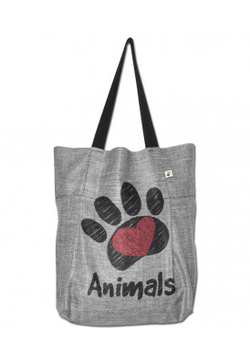 Sacola Amiga-Eco Love Animals