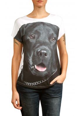 Camiseta Premium Evasê Labrador