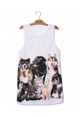 Uniforme Jumper Animais