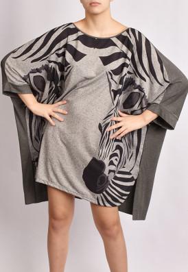 Kaftan Natureza Zebras