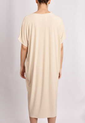 Vestido Túnica Agave Gengibre natureza livre USENATUREZA 1