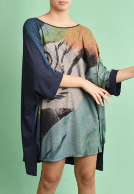 1 kaftan natureza arara essencial amplo confortwear usenatureza
