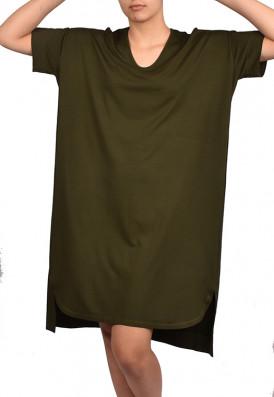 Vestido Amplo Floresta confortwear harmonia USENATUREZA 1