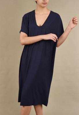 Vestido Túnica Agave Azul Buquê