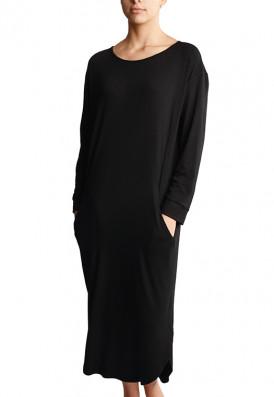 Vestido Bolsos Negro Granada